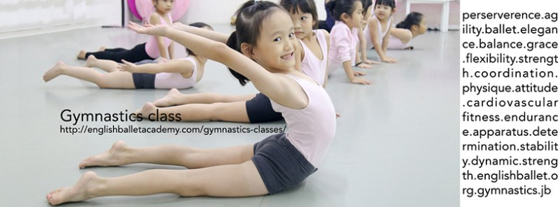 Gymnastics class|JB Skudai|English Ballet Academy Gymnastics