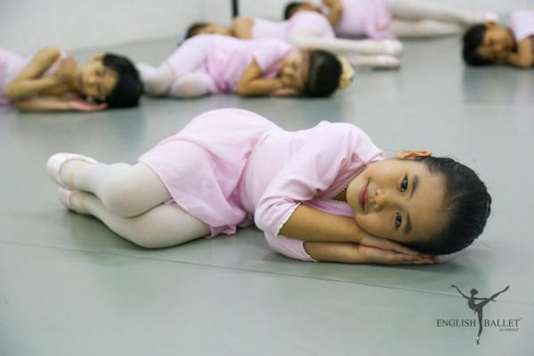 Children Ballet Class|JB Skudai|English Ballet Academy