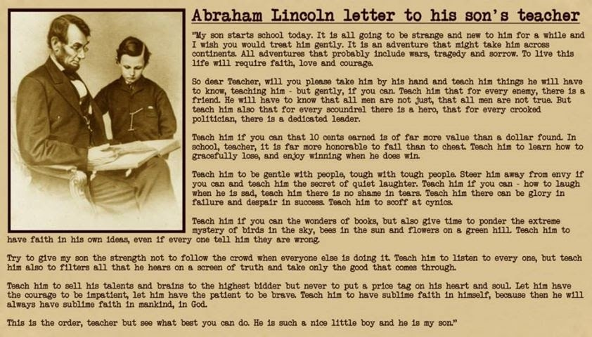 abraham-lincolns-letter