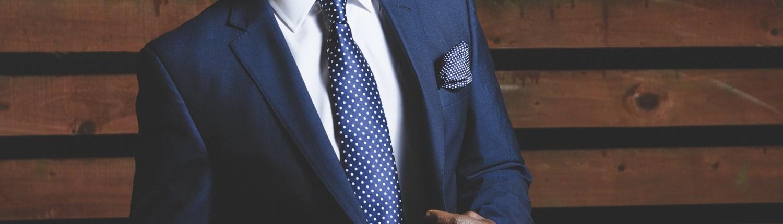 Executive Presence Business Suit