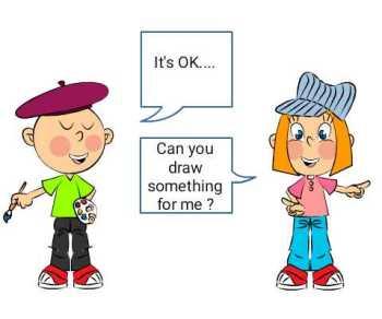 contoh percakapan asking for help