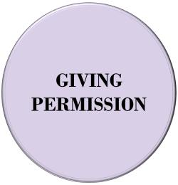 Pembelajaran Tentang Asking and Giving Permission