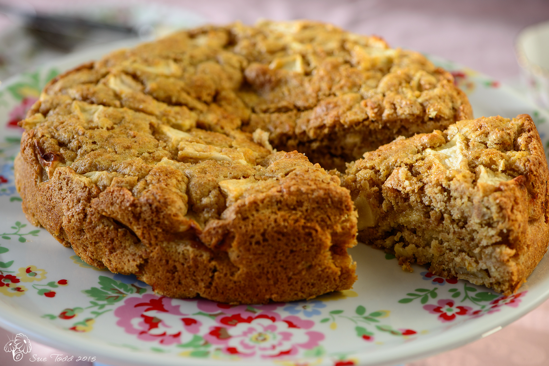 Somerset Apple Cake English Country Cooking
