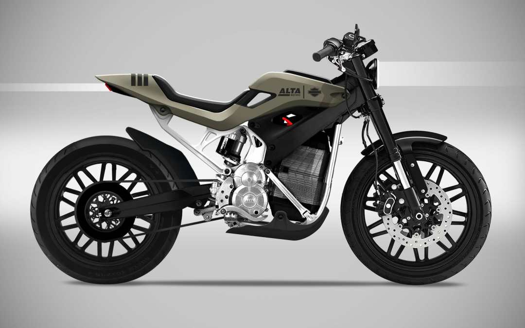 Harley-Davidson now on the right ELECTRIC track!