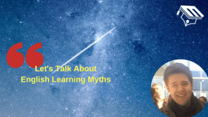 English learning myths