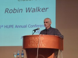 HUPE Annual Conference, Opatija, 2013