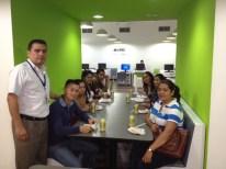 ITCA students enjoyed TP Hospitality