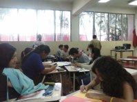 In Classroom C200