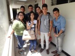 Jenny,Gaby,Miguel,Oscar,Patricio,Raul and Henry