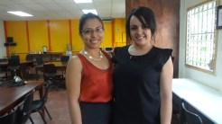 Damaris and Roxana