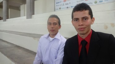 Gabriel and Jonathan , TOEIC Prep Group , July 2015