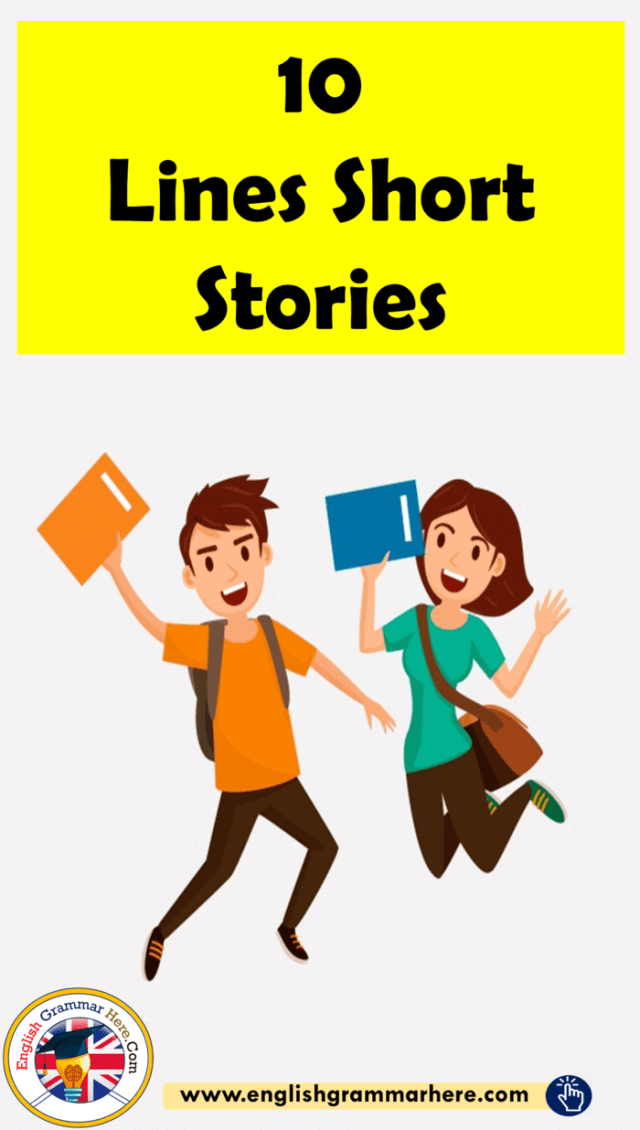 23 Lines Short Stories with Moral in English - English Grammar Here