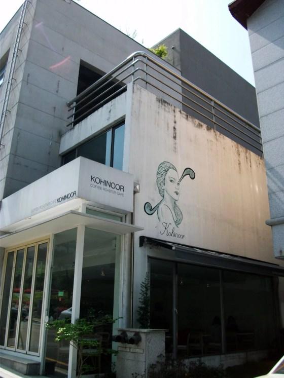 Kohinoor (PHOTO: Kim Da-hye)