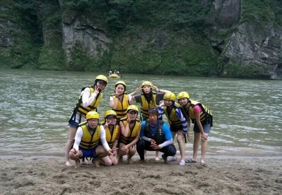 SOURCE: Donggan Rafting