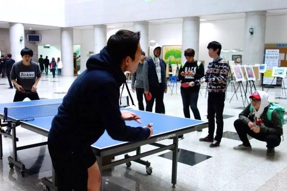Kangnam University's fall festival 2014 (Photo: Charles Ian Chun)