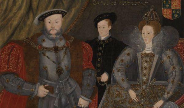 King Edward VI Tudor Monarchs Facts Information Pictures