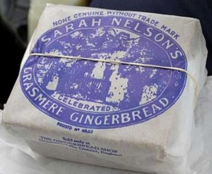 Sarah Nelson's Grasmere Gingerbread