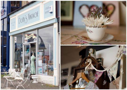 Dottys Vintage Shop and Tea Room, Morecambe