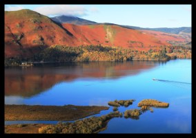 Cat Bells across Derwent Water