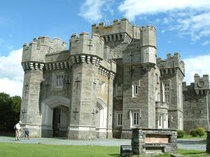 Wray Castle (Credit: Wikipedia)