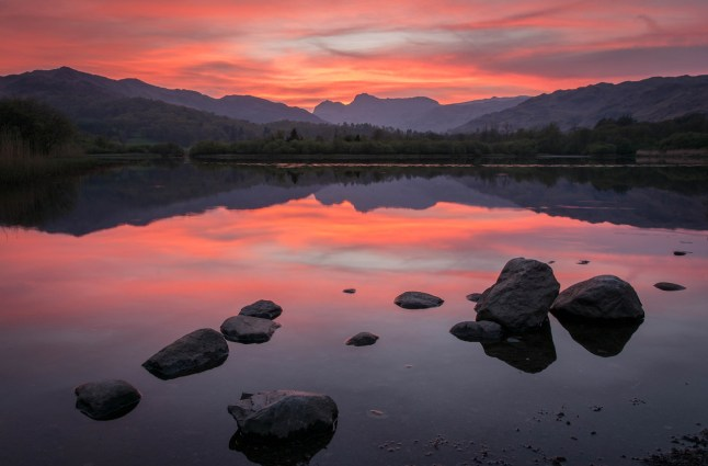 Elterwater Embers by Joshua Smith