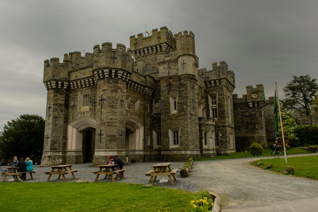 Wray Castle. Photo by: Son of Groucho