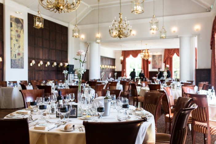 Windermere Restaurant Ready for the Wedding Breakfast