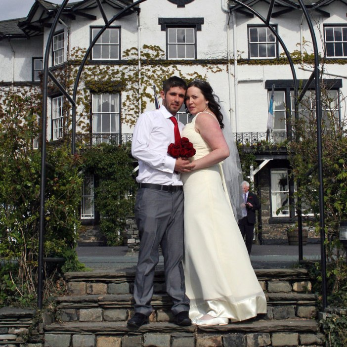 Harry, General Assistant and Amy, Receptionist, Low Wood Bay