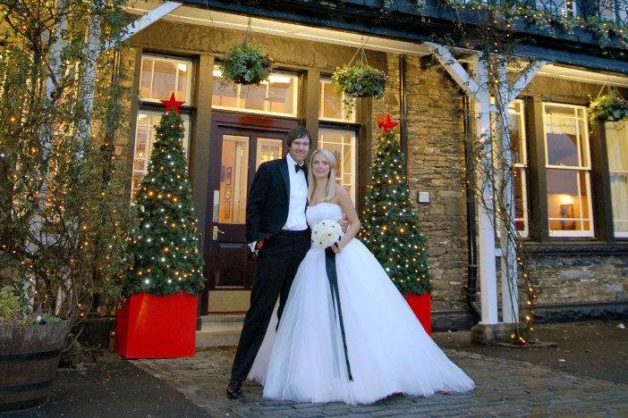 A Christmas Wedding at Low Wood Bay