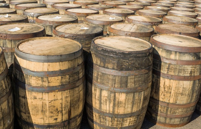 Whisky Barrel's