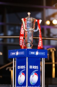 The RBS Six Nations Trophy. Wales Grand Slam Celebration, Senedd 19 March 2012 / CC nationalassemblyforwales