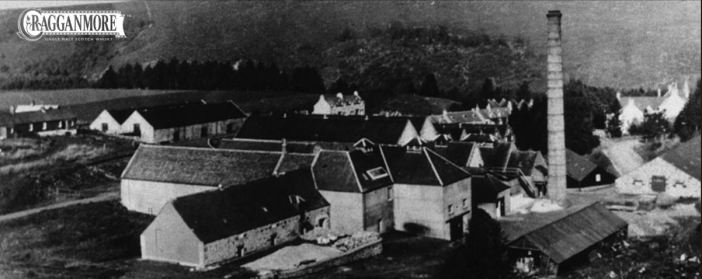 Historic Photo of Cragganmore Distillary
