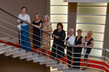 Midland Hotel Miss Great Britain 1968 Reunion Dinner