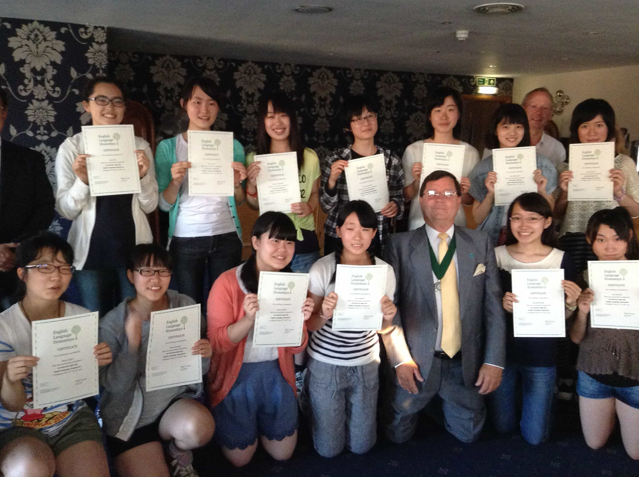 Cultural Differences When Teaching Japanese Students In