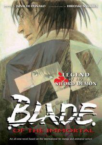 Vol 1 - Legend of the Sword Demon