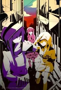 (Kagerou Daze art by Shidu)