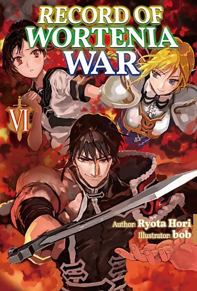 Record of Wortenia War Volume 6 Cover