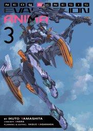Neon Genesis Evangelion: ANIMA Volume 3 Cover Image