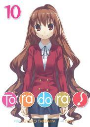 Toradora Volume 10 Cover