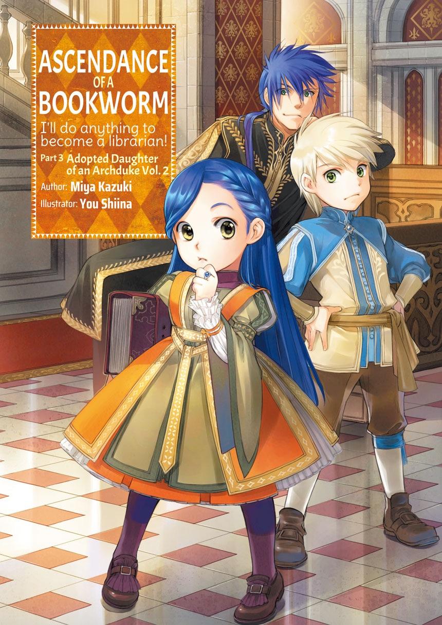 Ascendance of a Bookworm Part 3 Volume 2 Cover