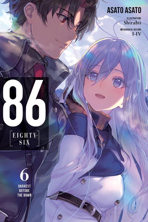 86 -Eighty-Six- Volume 6
