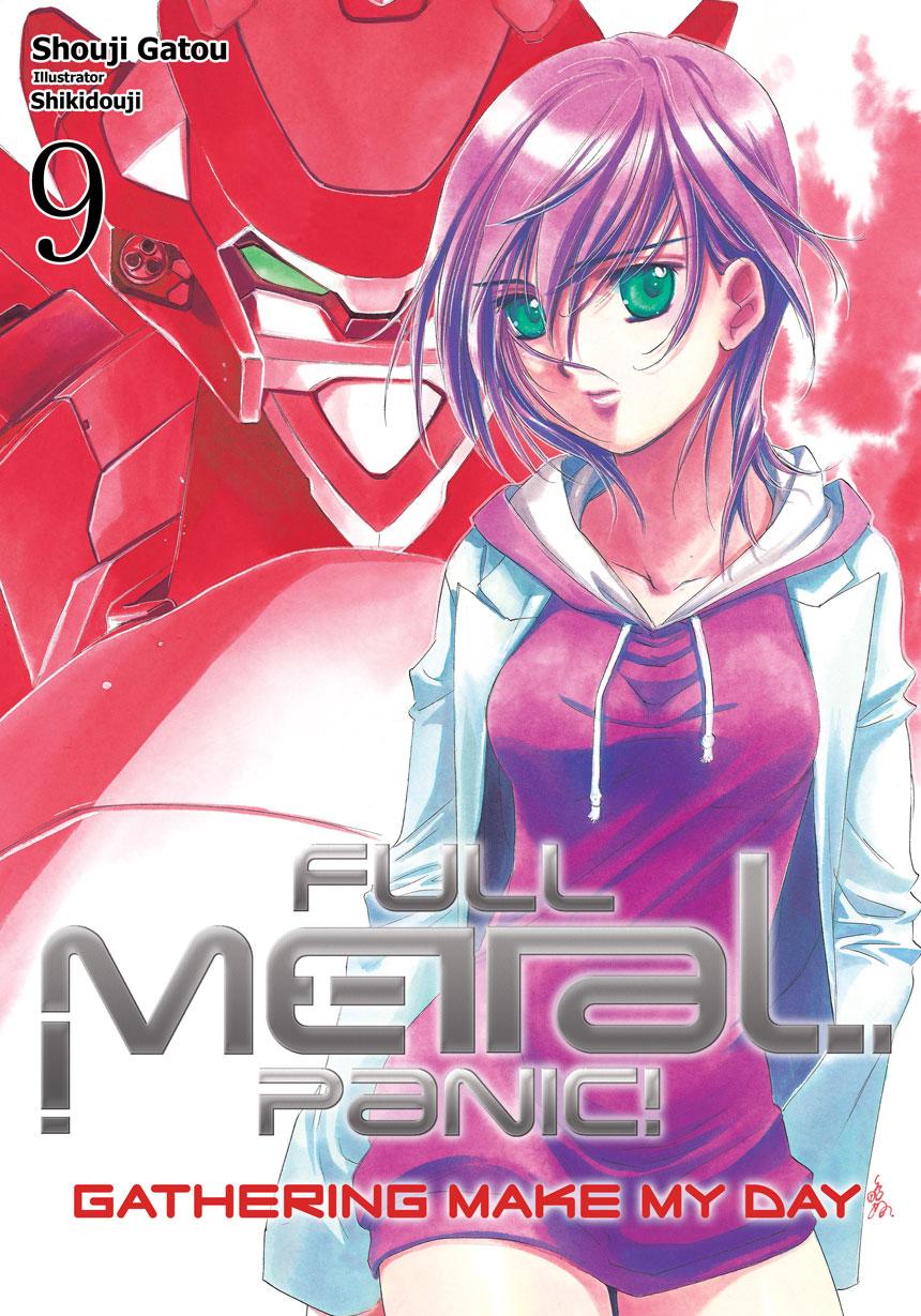 Full Metal Panic!  Volume 9