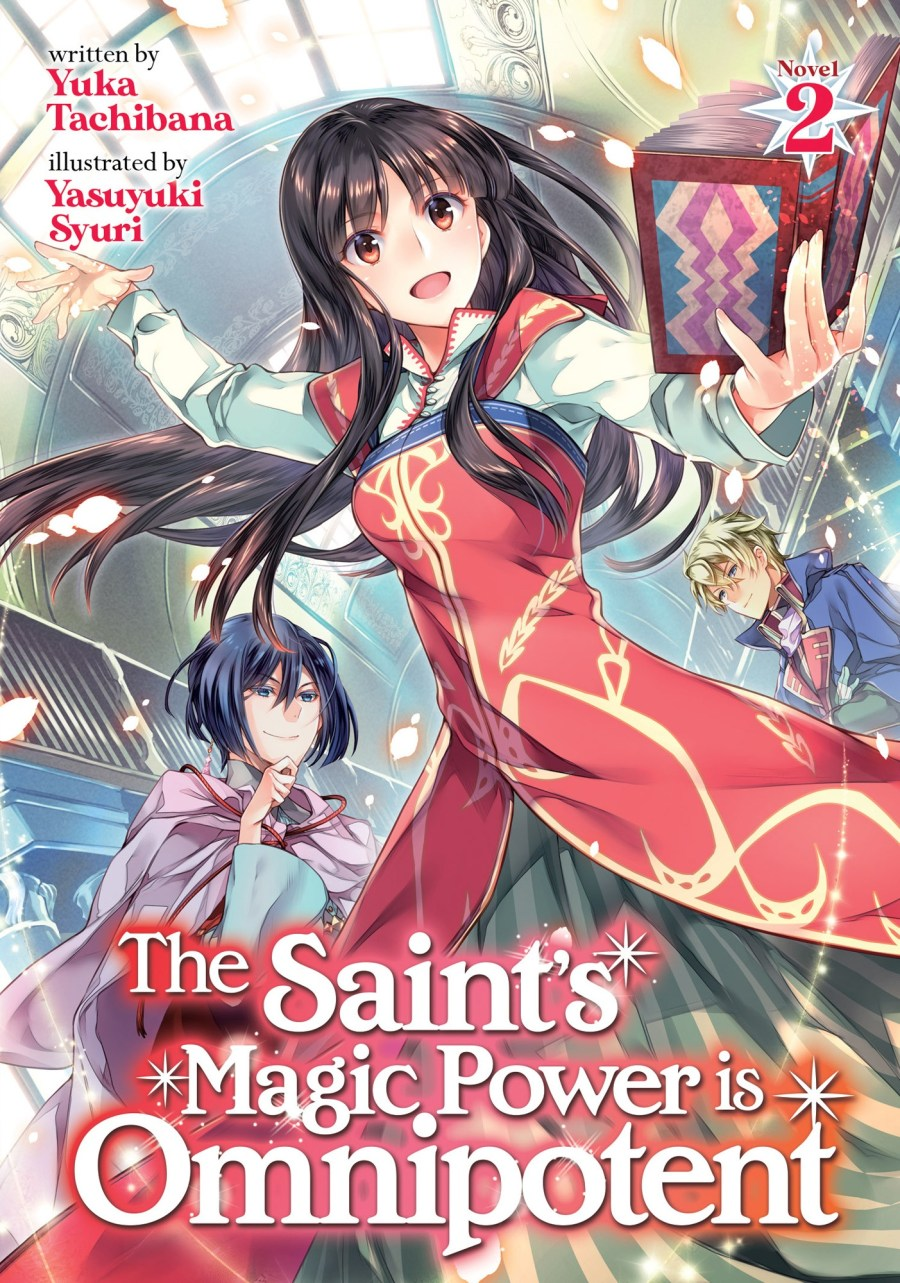 The Saint's Magic Power is Omnipotent Volume 2