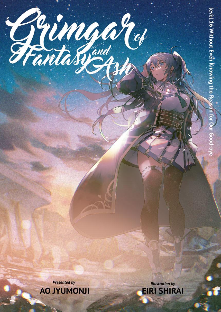 Grimgar of Fantasy and Ash Volume 16