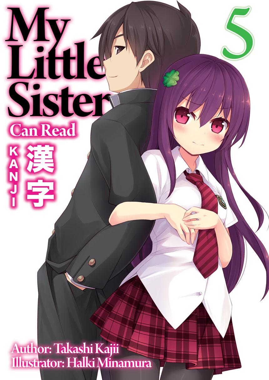 My Little Sister Can Read Kanji Volume 5