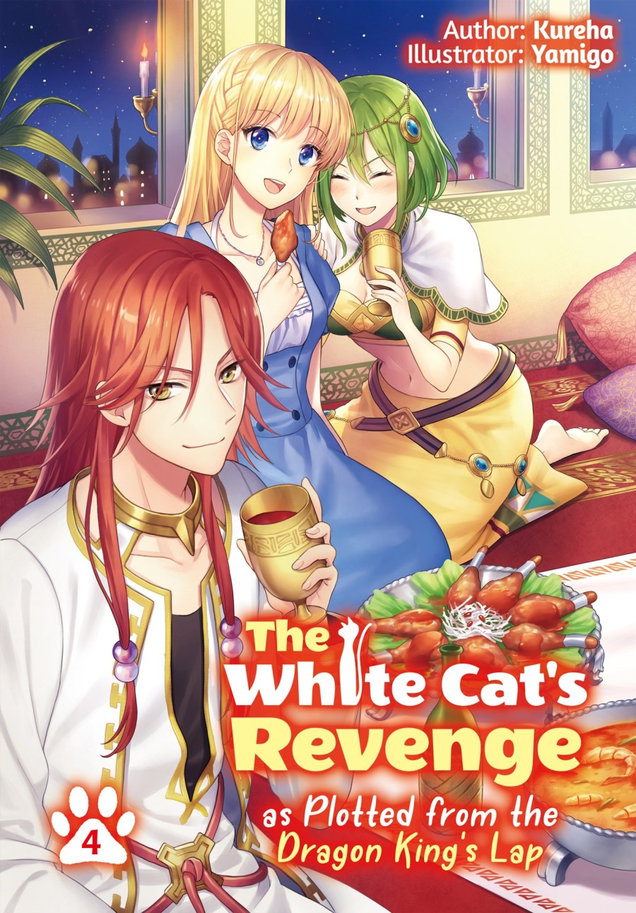 The White Cat's Revenge as Plotted from the Dragon King's LapVolume 4