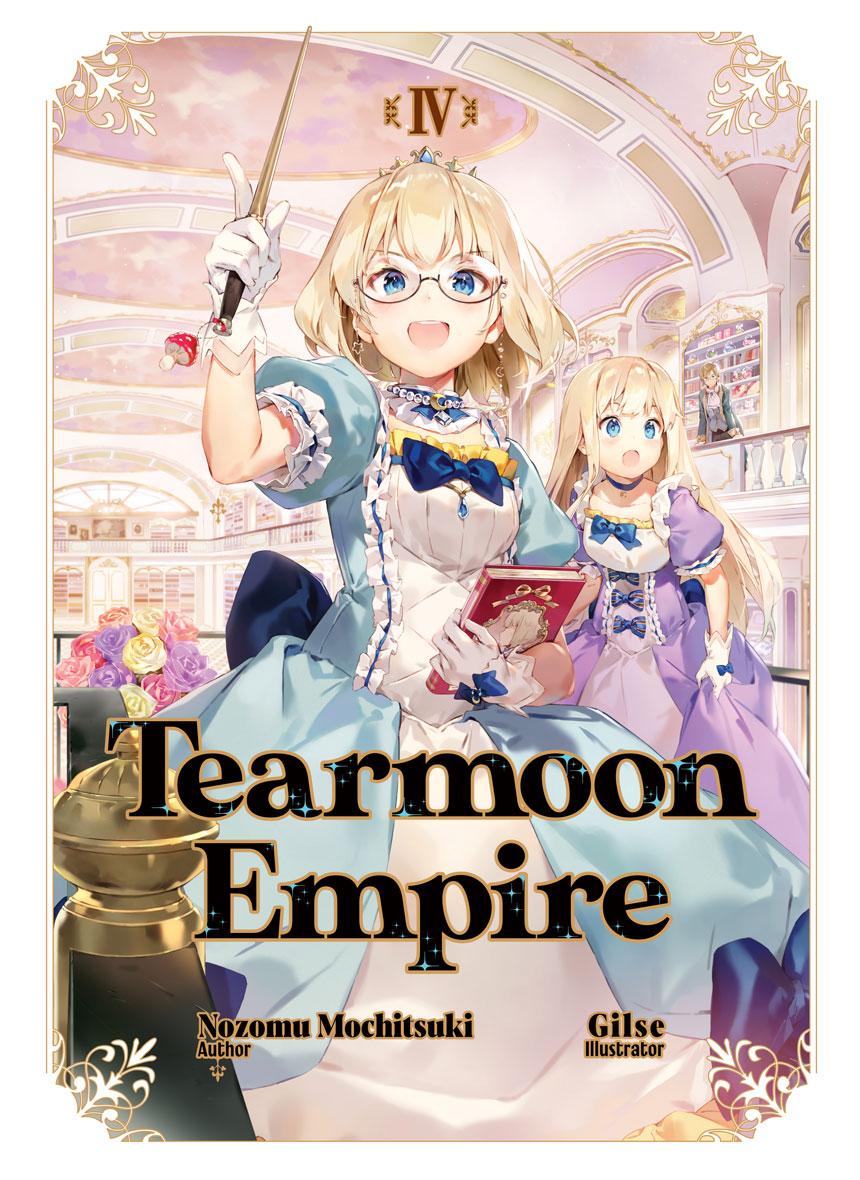 Tearmoon EmpireVolume 4