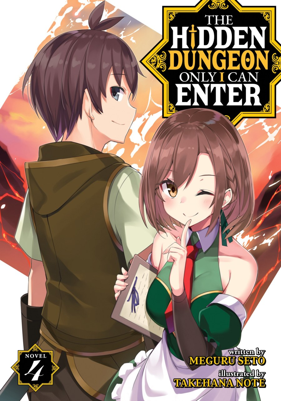 The Hidden Dungeon Only I Can EnterVolume 4