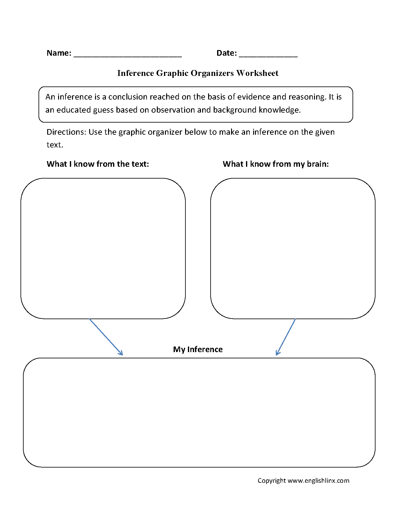 Compare And Contrast Graphic Organizer 2nd Grade