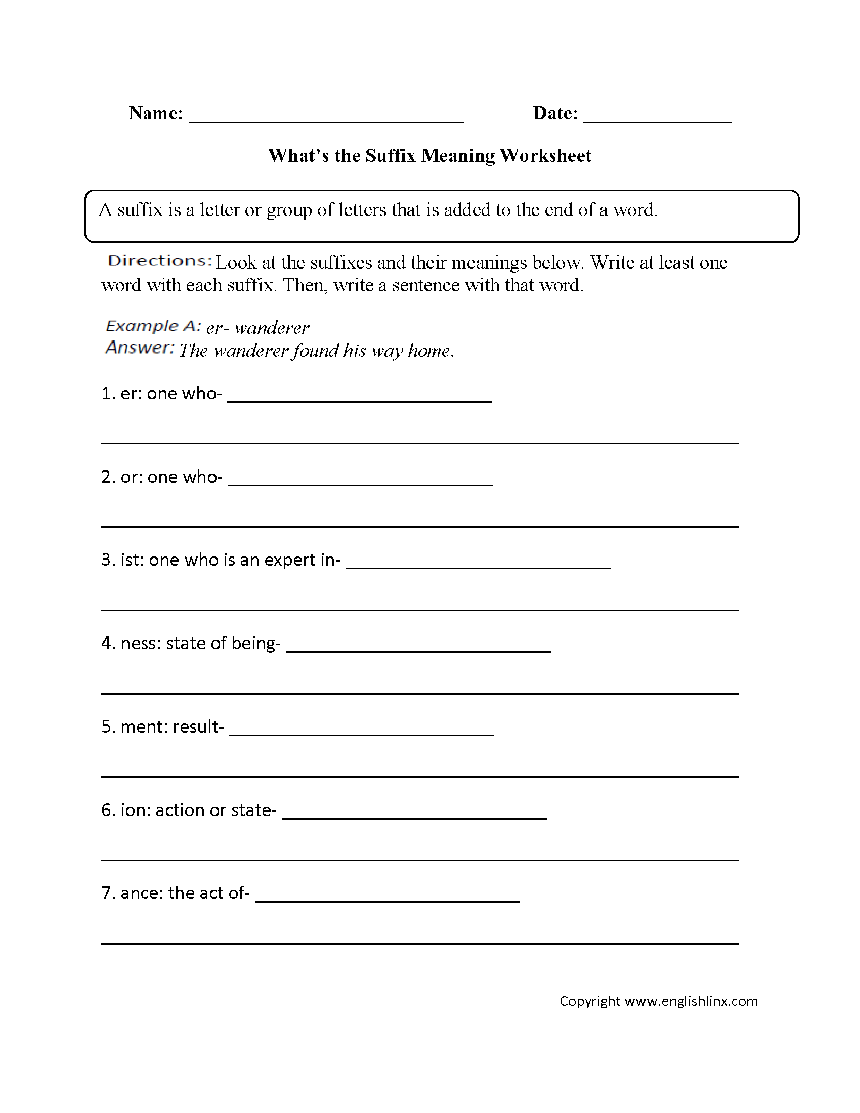 Worksheet Inflectional Endings Worksheet Worksheet Fun